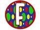 Polka Dot Daily 5 /CAFE  Headers and Rotation Chart