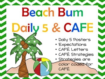 Center Expectations - Beach Theme