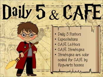 Center Expectations - Harry Potter Theme