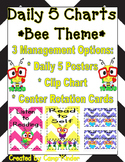 Daily 5 Charts-Bee Theme