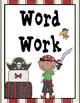 Daily 5 Charts-Pirate Theme