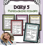 Daily 5 Expectations Posters