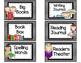 Reading Center Labels