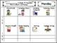 Daily 5 Literacy Block Rotation Tracker