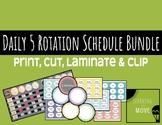 Daily 5 Literacy Bundle