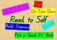 Daily 5 Literacy Posters