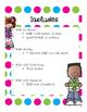 Daily 5 MATH Mini-Lesson Anchor Charts