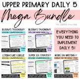 Daily 5 MEGA Bundle for Upper Primary!