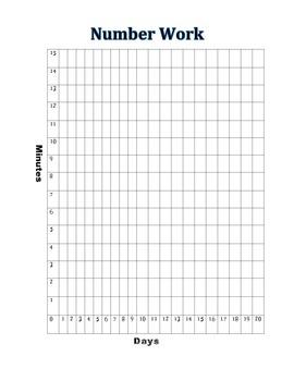 Daily 5 Math Stamina Sheets