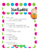 Daily 5 Mini-Lesson Anchor Charts