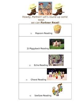 Daily 5 - Partner Reading Bulletin Board