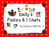 Daily 5 Posters / I Charts