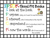 Daily 5 Posters- IPICK and 3 Ways to Read a Book- Hollywood Theme