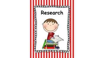 Daily 5 Posters with Research
