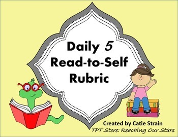 Daily 5 Read-to-Self Rubric