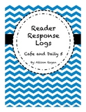 Daily 5 Reader Response Logs