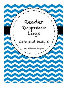 Daily 5 Reader Response Logs
