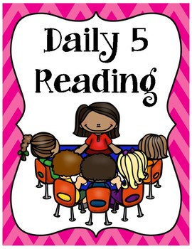 Daily 5 Reading Posters