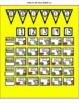 Daily 5 Rotation Board Superhero Theme
