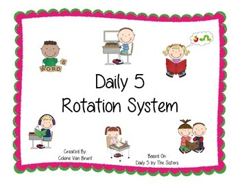 Daily 5 Rotation System