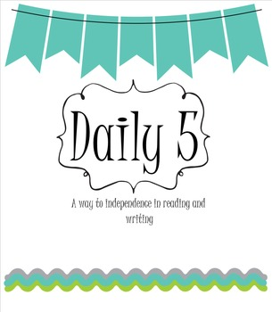 Daily 5 SMART document