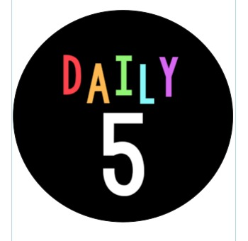Daily 5 Signs Rainbow