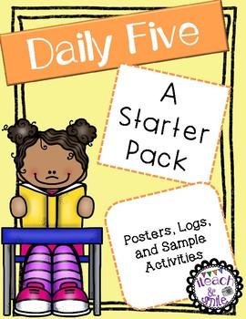 Daily 5 Starter Pack