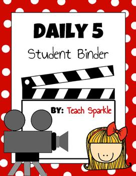 Daily 5 Student Binders (Movie Star Version)
