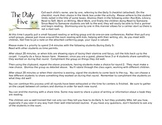 Daily 5 Sub Plans