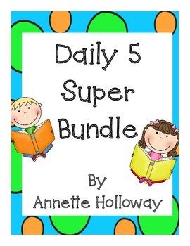 Daily 5 Super Bundle