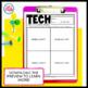 Literacy Center Differentiation Activities