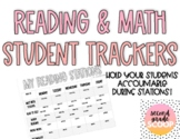 Daily 5 Weekly Tracker