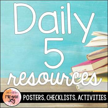 Daily 5 Resources