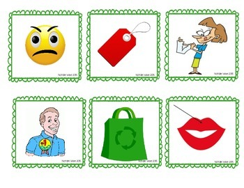 Daily 5 Word Work CVC Rhyming Memory Game