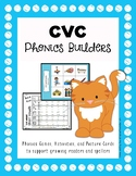 Phonics Builders: CVC Words