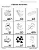Phonics Builders: S Blends {SAMPLE}