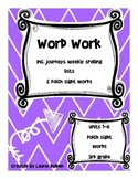 Daily 5 Word Work Stations, Journeys Aligned w/ sight words