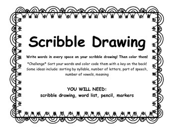 Daily 5 Word Work Task Cards *Editable*