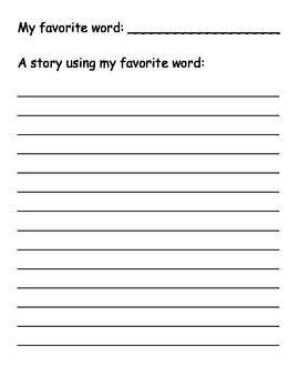 Daily 5 Work on Writing and Word Work Bundle
