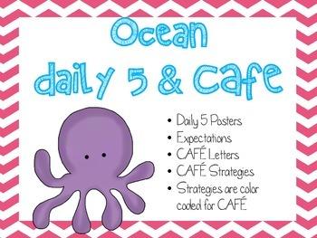 Center Expectations - Ocean Theme