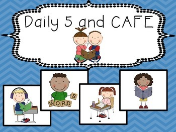 Daily 5 and CAFE Set