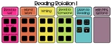 Daily 5 and Daily 3 Rotation Board