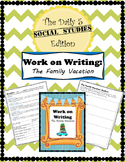 Daily 5 in Middle School Social Studies - Work on Writing