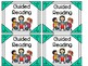 Center Cards for Rotating your Reading Block