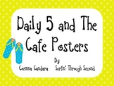 Daily 5/Cafe Posters