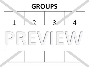 Daily 5/Guided Reading Groups PowerPoint
