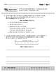 Daily 6-Trait Writing BUNDLE, Grade 5, Unit 2 ORGANIZATION, Weeks 1-5