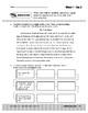 Daily 6-Trait Writing BUNDLE, Grade 6, Unit 2 ORGANIZATION, Weeks 1-5