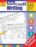 Daily 6-Trait Writing, Grade 6