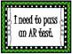 Daily AR Clip Chart